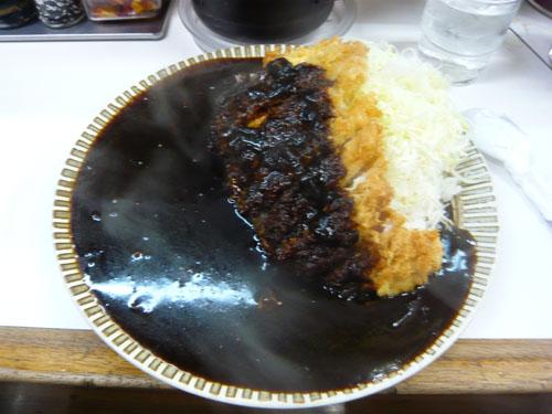 カツカレー(キッチン南海)